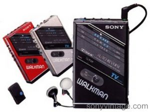 WM-F101 walkman