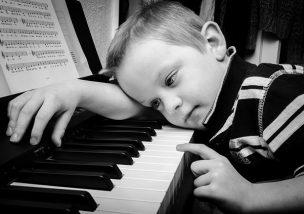 piano録音